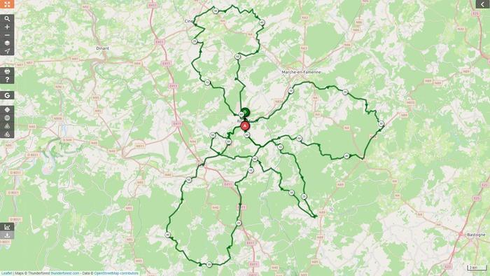 Vélo Club Rochefort - Sortie du mercredi 02 juin et du dimanche 06 juin 2021