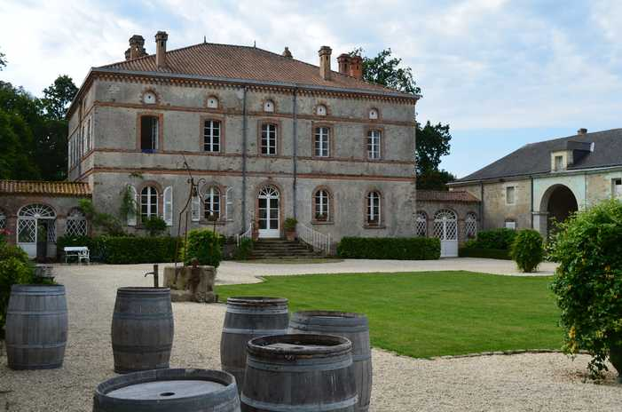 Journées du patrimoine 2019 - Visite du Château de l'Oiselinière