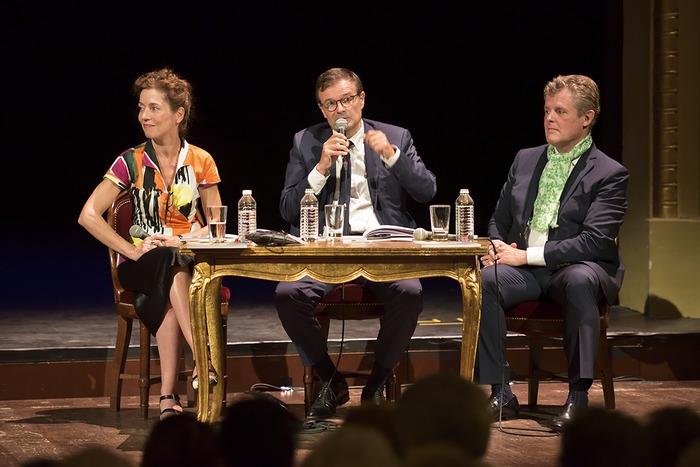 Journées du patrimoine 2019 - Présentation de la saison 20 de l'Opéra Comique