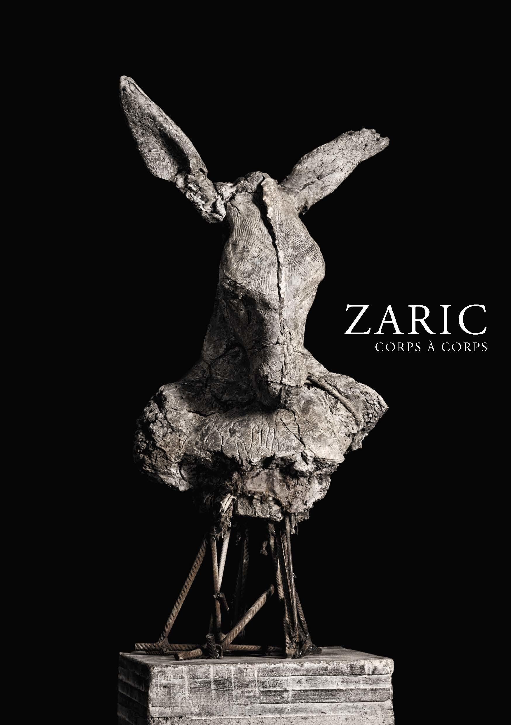 Exposition de sculptures de Zaric
