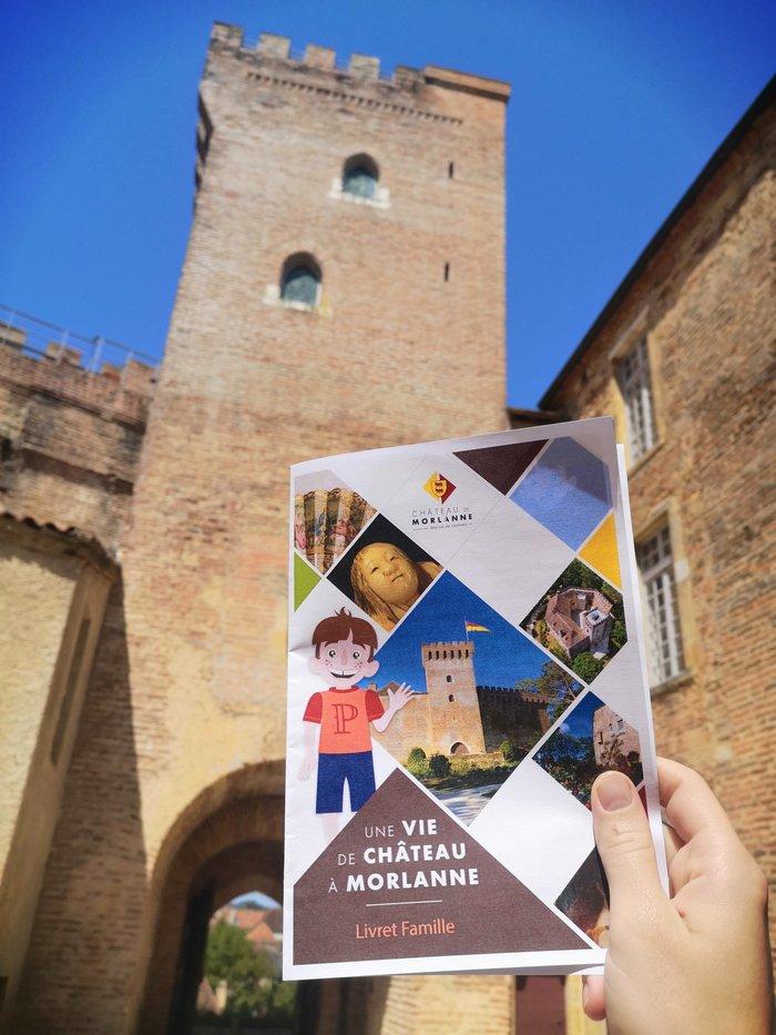 Journées du patrimoine 2020 - Visite libre avec Livret Famille