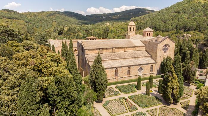 Journées du patrimoine 2019 - Visite libre de l'abbaye et des jardins