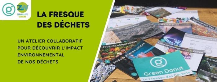 Atelier : La fresque des déchets avec Zero Waste Bordeaux