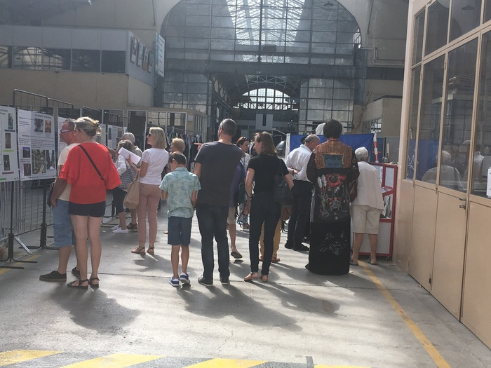Journées du patrimoine 2019 - Exposition sur l'histoire du campus Arts et Métiers d'Aix-en-Provence