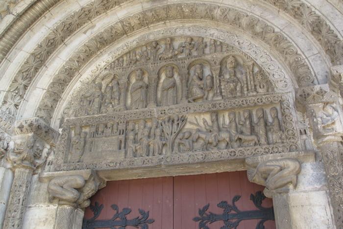 Journées du patrimoine 2020 - Découverte de l'église Saint-Martin et de son portail roman du XIIème siècle