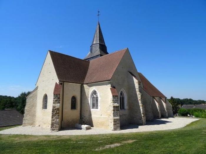 Journées du patrimoine 2019 - Eglise de Saint-Martin-de-Bossenay