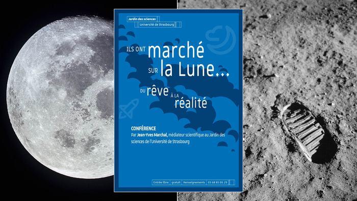 Nuit des musées 2019 -Ils ont marché sur la Lune: du rêve à la réalité