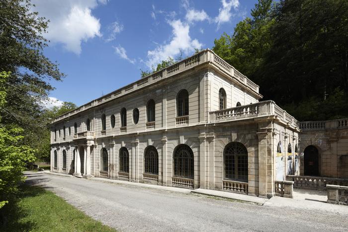 Journées du patrimoine 2020 - Visites du chantier de restauration du salon doré et présentation du projet