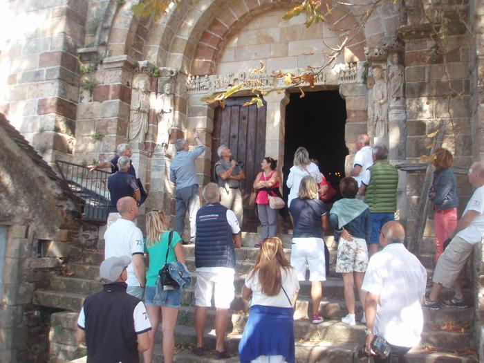Journées du patrimoine 2019 - Balade commentée du village de Thines