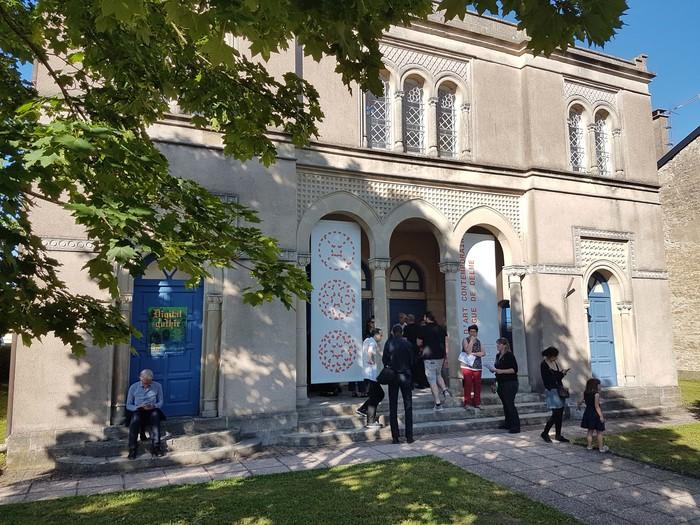 Journées du patrimoine 2019 - Visite guidée du centre d'art contemporain - la synagogue de Delme et de la Gue(ho)st House