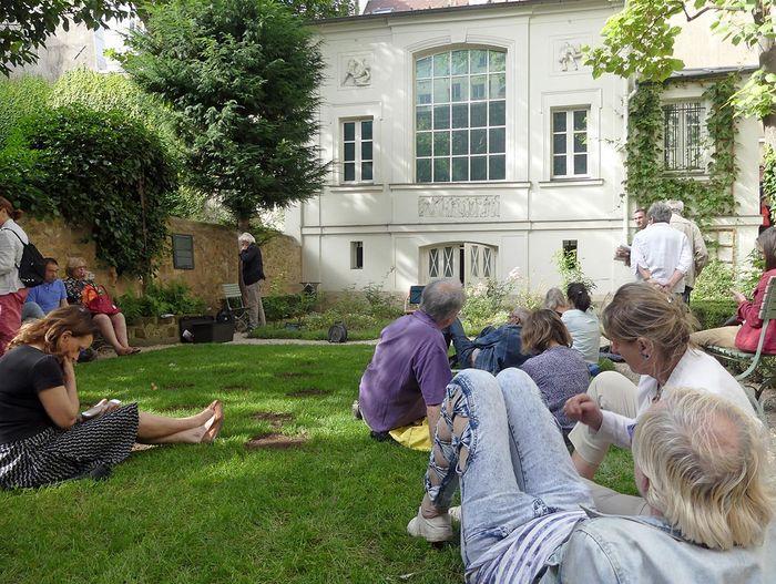 Journées du patrimoine 2019 - Les manuscrits de jeunesse de Delacroix théâtralisés