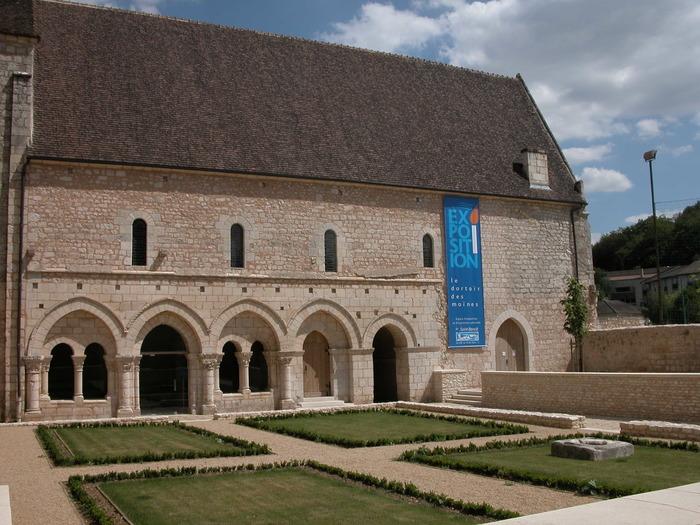 Journées du patrimoine 2019 - Visites du site abbatial de Saint-Benoît.