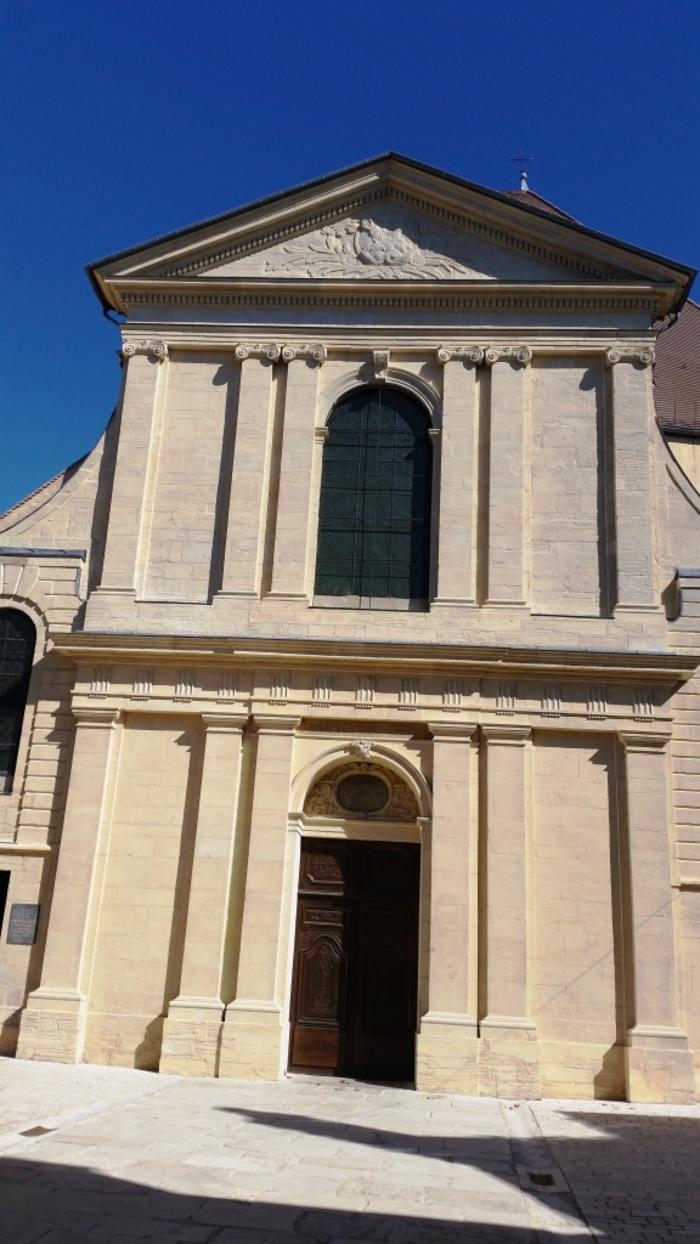 Journées du patrimoine 2019 - Visite commentée de l'église des Cordeliers