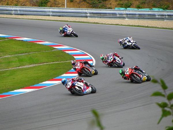 Finale du championnat France de superbike