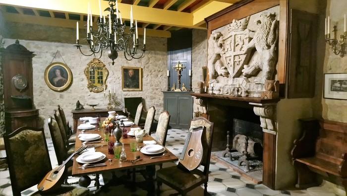 Journées du patrimoine 2019 - L'art de vivre sous l'ancien régime : visite guidée Château et jardin symbolique