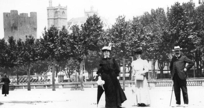 Journées du patrimoine 2020 - La collection Aimé Vernet : des photographies inédites de Narbonne et d'ailleurs