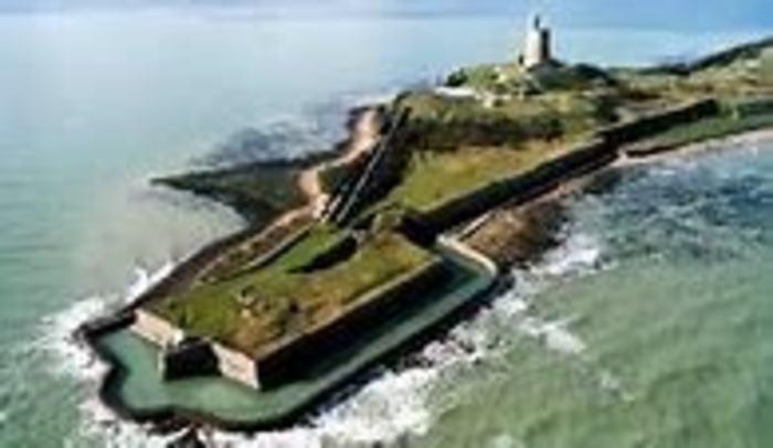 Journées du patrimoine 2020 - Visite libre du fort de la Hougue