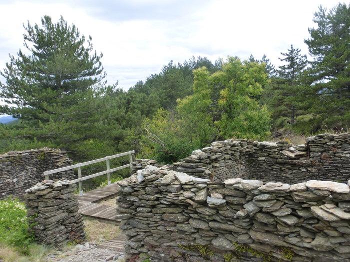 Journées du patrimoine 2019 - Balade autour des quatre châteaux de Chamborigaud