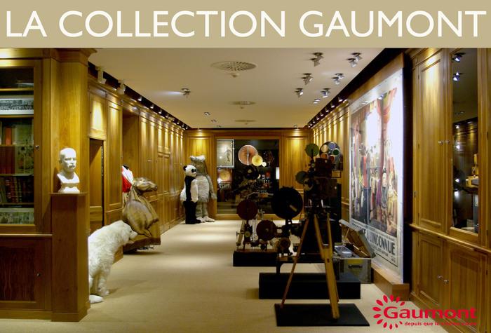 Journées du patrimoine 2019 - Visite guidée de la Collection Gaumont