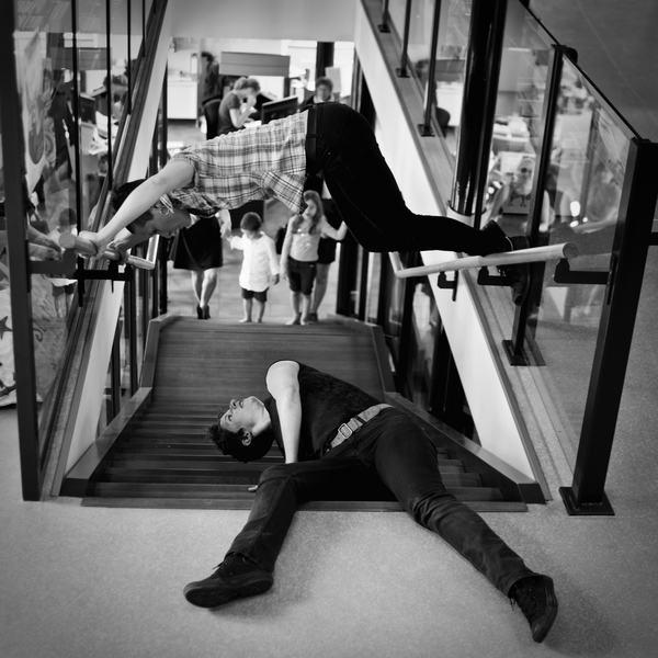 Nuit des musées 2019 -Impromptus chorégraphiques - danse au musée