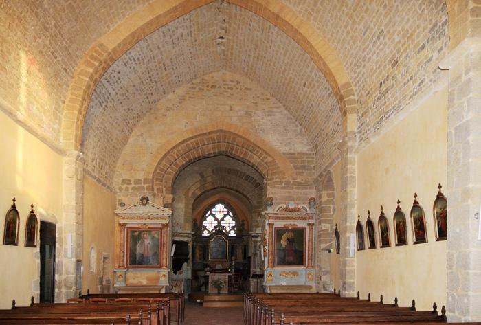 Journées du patrimoine 2020 - Visite libre de l'église St Martin
