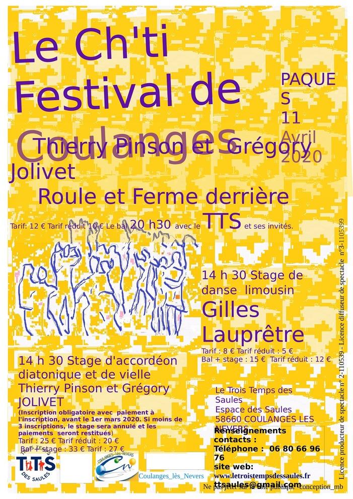 [ANNULE] <strike>Ch'ti Festival de Coulanges</strike>