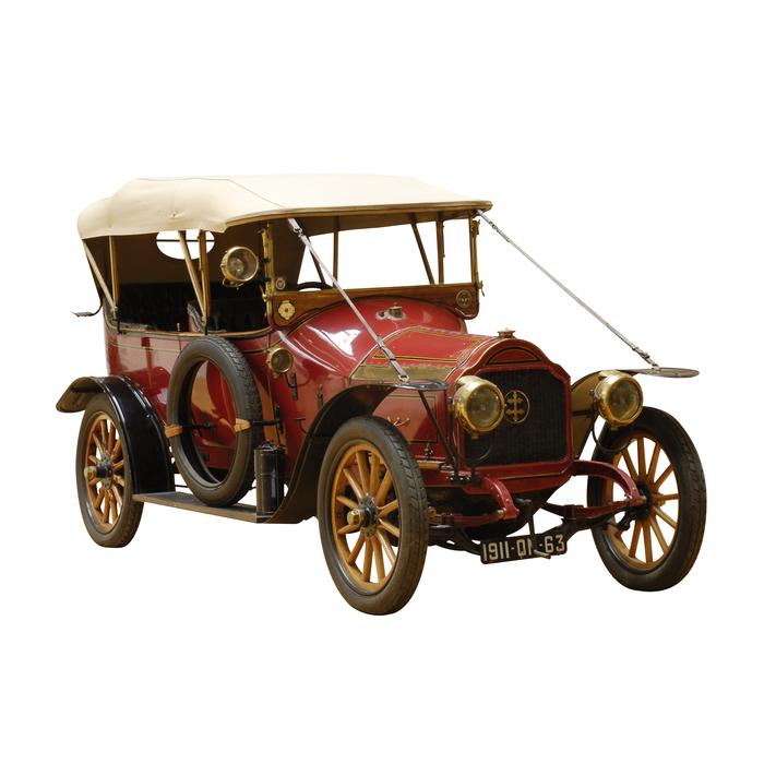 Journées du patrimoine 2019 - Exposition : D'une automobile à un hydravion