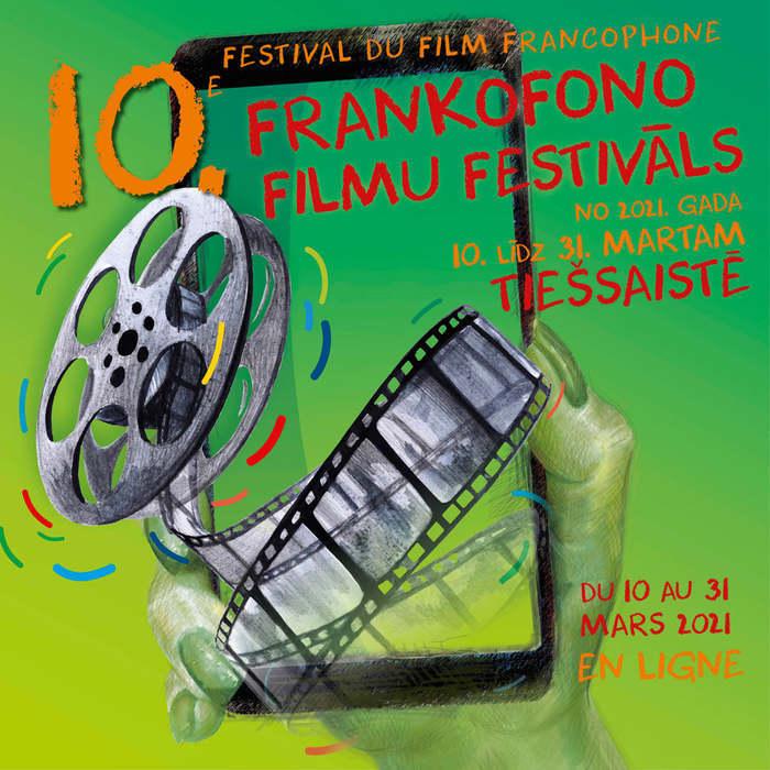 Cette année, le Festival du film francophone fête sa 10e édition et propose des films produits ou co-produits par le Canada, la France, la Moldavie et la Suisse.