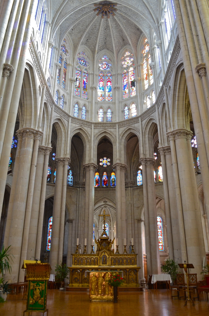 Journées du patrimoine 2020 - Notre Dame la surprenante