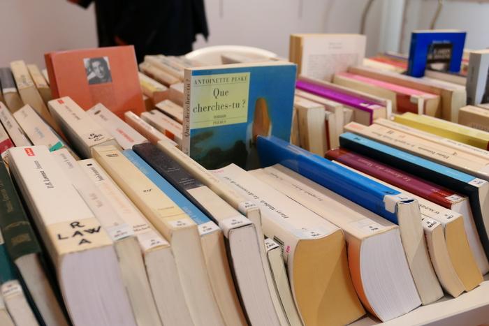 Journées du patrimoine 2020 - Braderie de la bibliothèque municipale