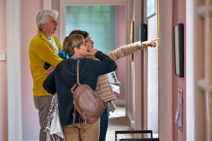 Découvrez les peintures et sculptures du musée avec un guide