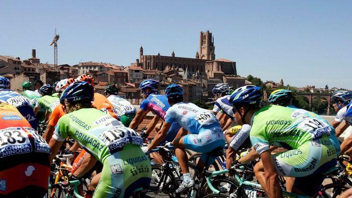 Journée autour du vélo organisée par la Ville d'Albi et les associations sportives cyclistes !