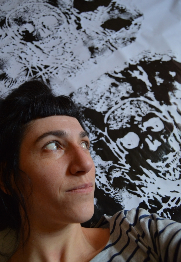 Exposition d'art contemporain autour de la Vanité et de son artiste tarnaise Alice SALVADOR