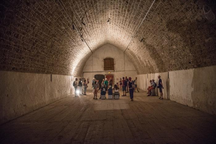 Journées du patrimoine 2020 - Visite des fortifications, souterrain et bâtiments militaires