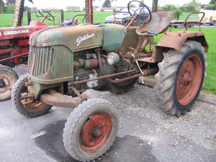 Journées du patrimoine 2019 - Exposition de tracteurs anciens