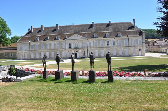 Journées du patrimoine 2019 - Visite de l'abbaye et des jardins