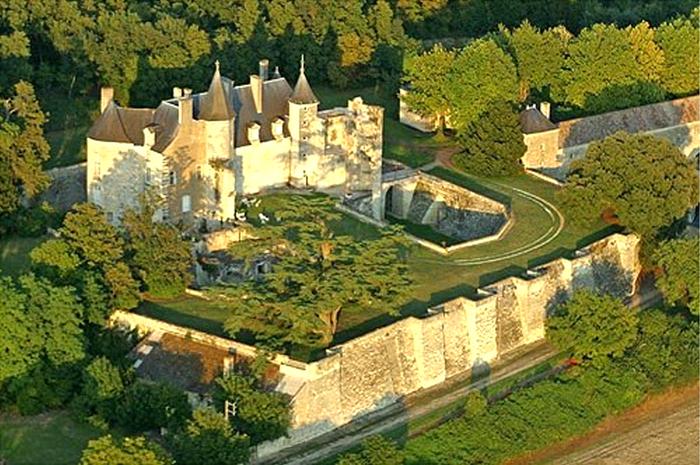 Journées du patrimoine 2020 - Découverte d'un château du XVe siècle