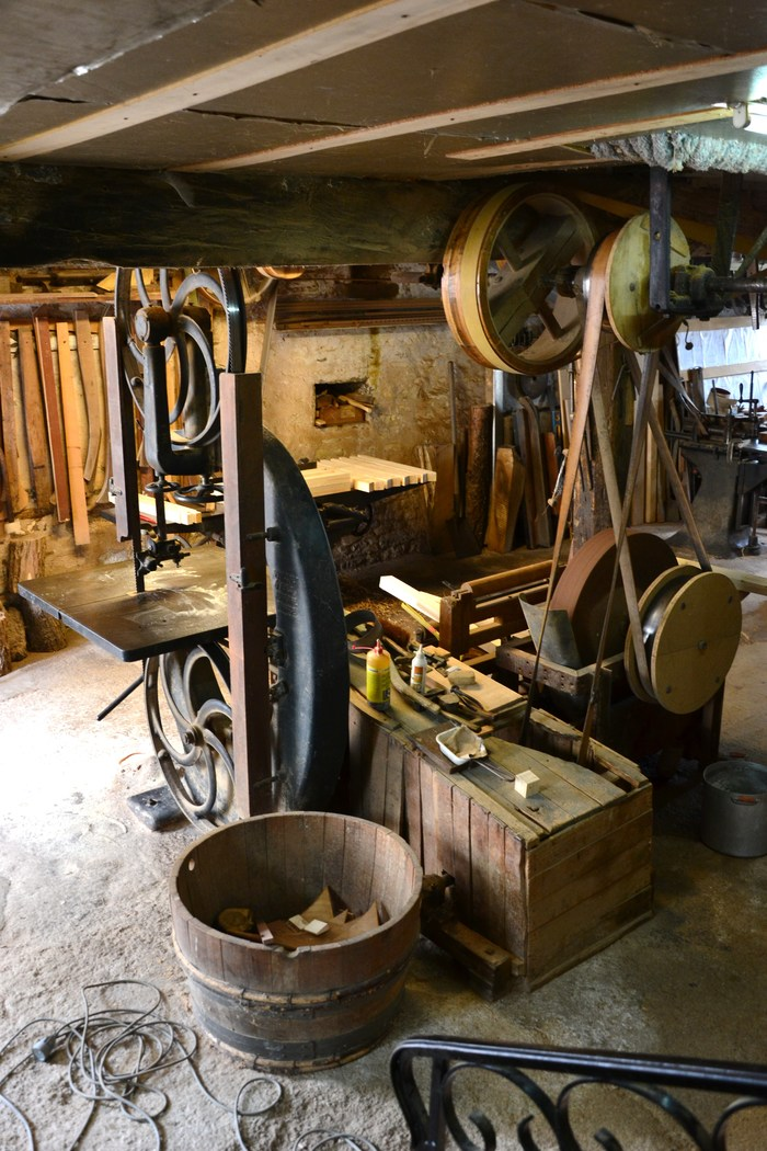 Journées du patrimoine 2020 - Visite commentée d'un ancien atelier de forge et de charronnage