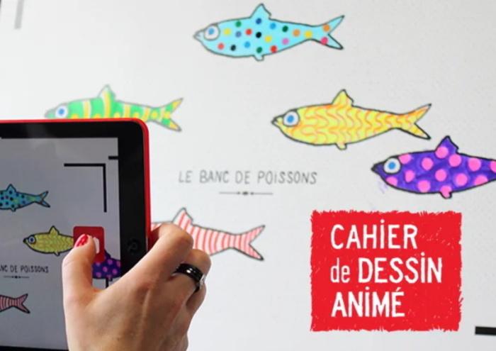 Atelier numérique dans le cadre de la Fête du cinéma d'animation