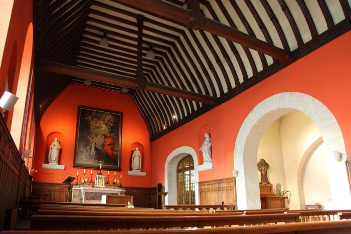 Journées du patrimoine 2020 - Visite libre du Carmel de Pontoise