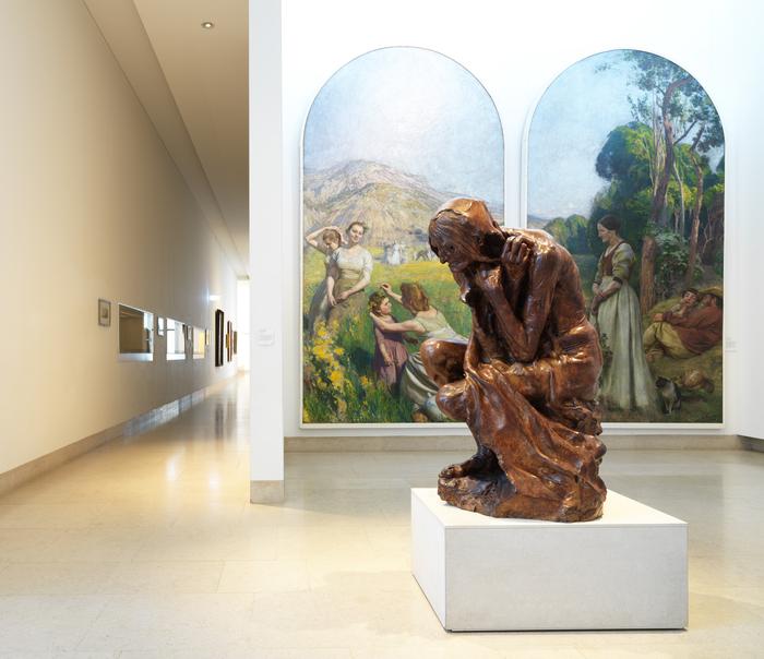 Journées du patrimoine 2020 - Atelier : «Faites parler les tableaux du musée»