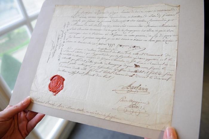 Journées du patrimoine 2020 - Ouverture de la salle de lecture des Archives