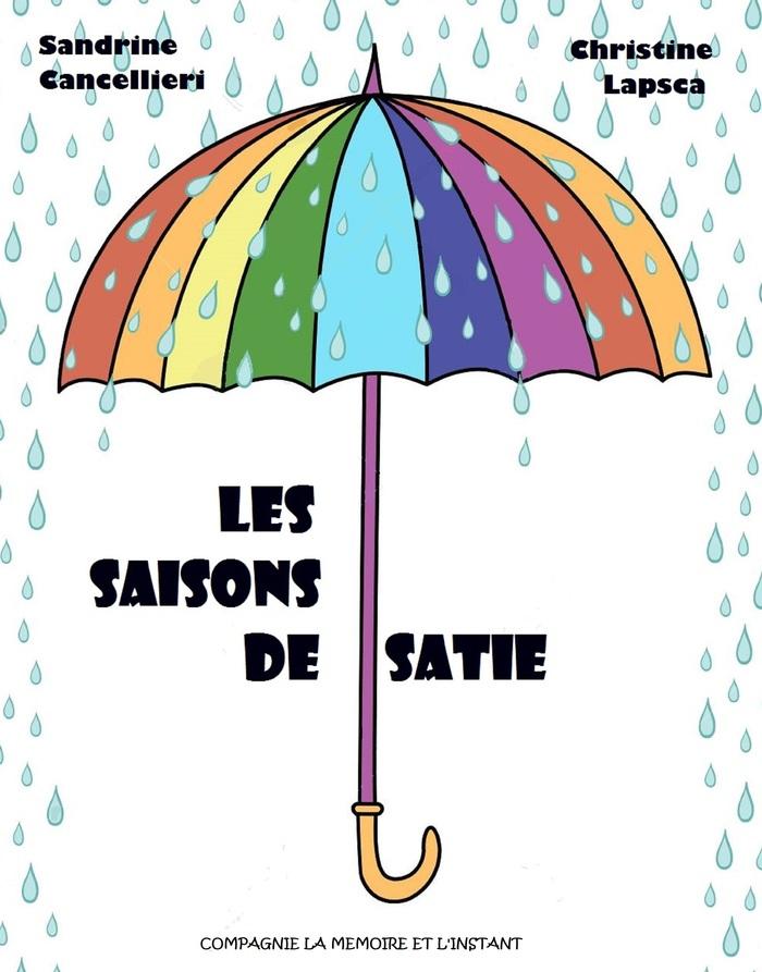 Journées du patrimoine 2020 - Les Saisons de Satie - Spectacle pour les enfants dès 7 ans