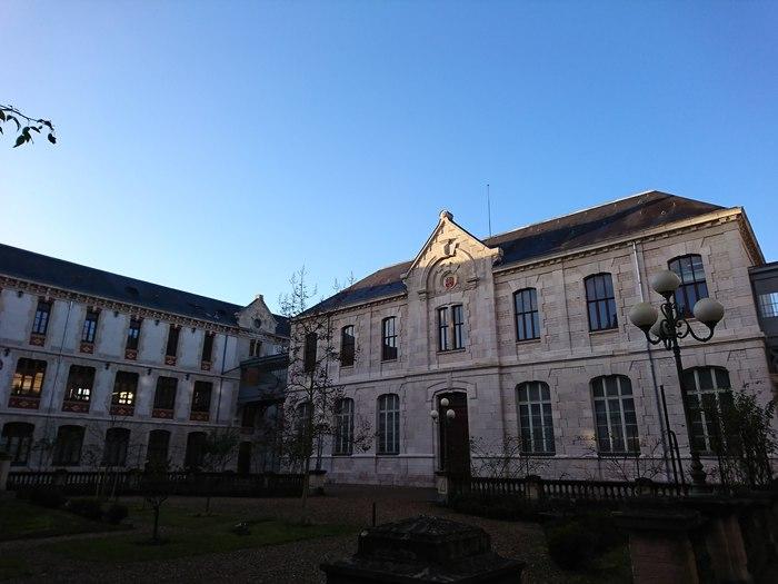 Journées du patrimoine 2019 - Visite du lycée Carnot à Dijon