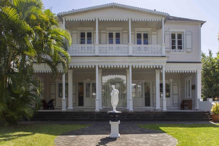 Nuit des musées 2019 -La Nuit Européenne des Musées à la Villa de La Région, Ciné-Concert des Élèves du Conservatoire à Rayonnement Régional de La Réunion.
