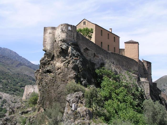 Journées du patrimoine 2019 - Visite commentée de la citadelle de Corti