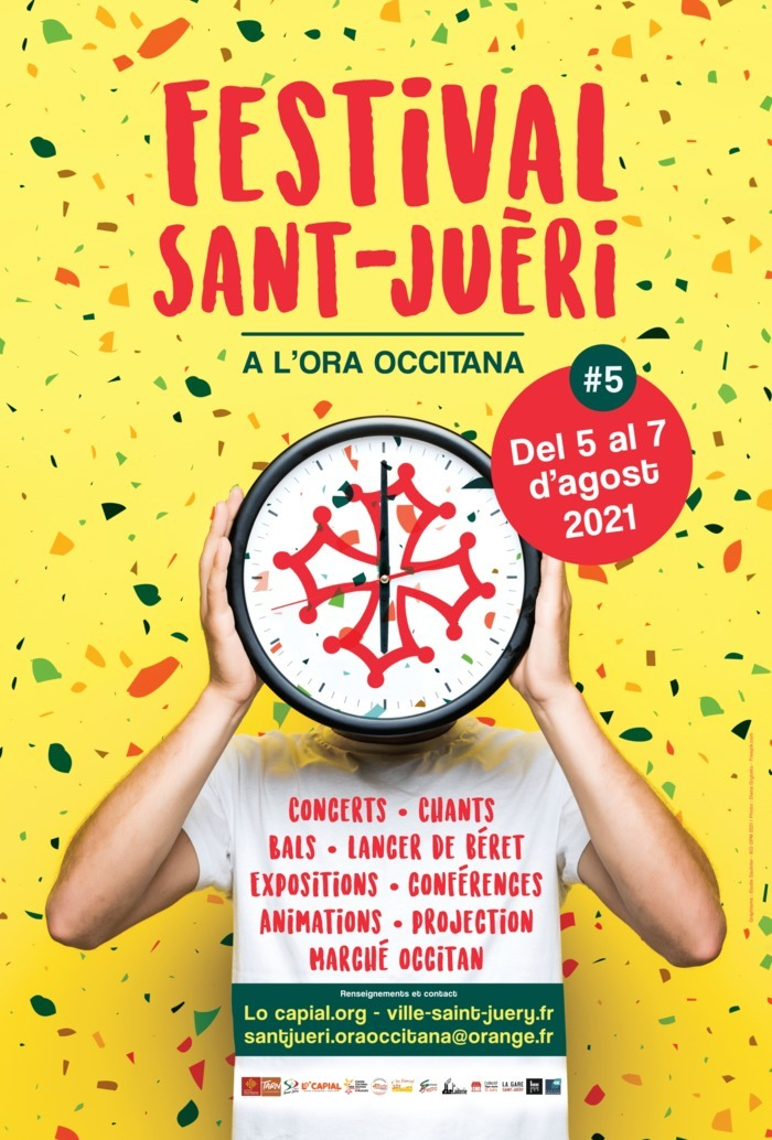 Sant Juèri a l'ora occitana!