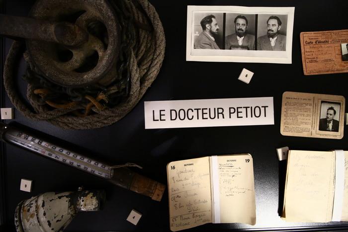 Journées du patrimoine 2019 - Conférence « L'arme du crime » au musée de la préfecture de Police