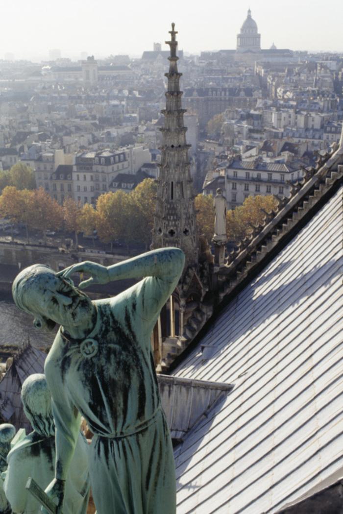 Journées du patrimoine 2019 - RESERVATION OBLIGATOIRE / Revoir Notre-Dame de Paris