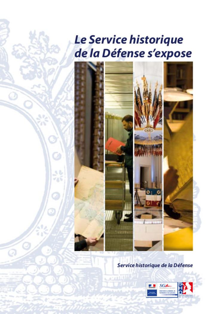 Journées du patrimoine 2019 - Le Service historique de la Défense s'expose